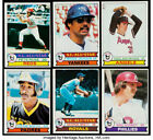 1979 Topps Baseball Cards Complete your set U Pick 125 1 250 FREE SHIPPING