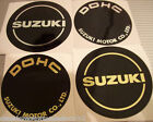 SUZUKI GS1000 GS1000S ENGINE COVER DECALS EMBLEMS