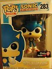 Funko Pop! Sonic The Hedgehog - Sonic with Ring ( Metallic Exclusive )