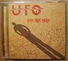 UFO, You Are Here, 2004, CD, Steamhammer official release