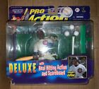 Vintage Pro-Action Baseball Toy 1999 Deluxe Sammy Sosa Chicago Cubs