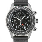 IWC IW395001 Pilot's Watch Timezoner Chronograph Box Papers Factory Warranty