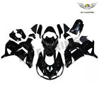 NT 2006-2011 Ninja ZX14R ZZR1400 Black Injection Fairing Kit Fit for Kawasaki v0