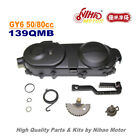 TZ 49 50cc Side Cover Assy with Kick GY6 Parts Chinese Scooter 139QMB Motorcycle