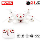 SYMA X5UC HD FPV Drone RC Quadcopter 24Ghz 4CH Altitude Hold Gyro Helicopter