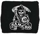 Sons of Anarchy - SAMCRO Reaper Logo Wristband