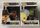 FUNKO POP! SIMPSONS TREEHOUSE OF HORROR NYCC 2019 Sticker Exclusive In Hand