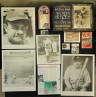 1971 Babe Ruth COMP puzzle RARE + 11 misc Visual Aids Ideal Topps AMOCO SI etc