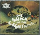 OASIS - THE SHOCK OF THE LIGHTNING / FALLING DOWN 2008 UK CD SINGLE RKIDSCD52