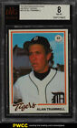 Top 10 Alan Trammell Baseball Cards 24