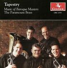 Tapestry: Music of Baroque Masters (CD, Oct-1993, Centaur Records)