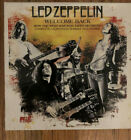LED ZEPPELIN GODFATHER RECORDS WELCOME HOME 8 CD BOX. JUNE 1972