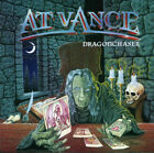 AT VANCE Dragonchaser CD (Progressive Power Metal) +1 Bonus Track