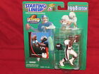 Shannon Sharpe Starting Lineup 1998 NFL Extended Series Figure Mint from Case