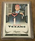10 J.J. Watt Rookie-Year Cards to Start Your Collection  16