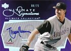 RANDY JOHNSON 2003 Ultimate Collection Ultimate Signature AUTOGRAPH 75 RARE HOF