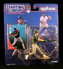 JOSE CANSECO / OAKLAND A'S 1998 MLB Starting Lineup Action Figure