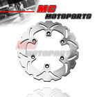245MM Rear Brake Disc Rotor 1pc For DUCATI MONSTER 620 double single disk 02-06