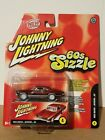 Johnny Lightning 60s Sizzle 1965 Buick Riviera GS White Lightning Chase