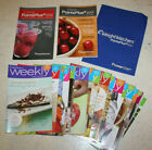 2012 Weight Watchers Points Plus program materials booklets pamphlets holder
