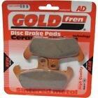 Front Disc Brake Pads for Cagiva W8 125 1996 125cc  By GOLDfren