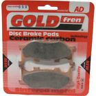 Front Disc Brake Pads for Yamaha XJ6-NA Diversion ABS 2009 600cc By GOLDfren