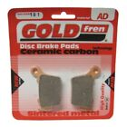 Rear Disc Brake Pads for KTM 250 EXC Six Days 2011 249cc (2T) By GOLDfren