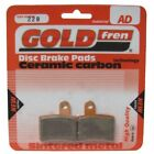 Rear Disc Brake Pads for Beta Rev 4T 250 2007 250cc  By GOLDfren