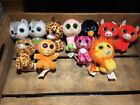 Ty Teenie Beanie Boos Lot of 11 Twigs, Freckles,Timber,Snort, Bongo, Mixed READ