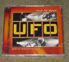 UFO - Time To Rock: Best Of Singles A's & B's (CD, 1998, 2 Discs, Repertoire)