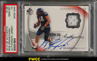 2010 SP Authentic Rob Gronkowski ROOKIE RC AUTO PATCH 499 #128 PSA 10 (PWCC)