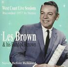 Les Brown - West Coast Live Sessions [New CD]