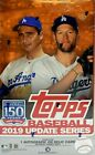 2019 Topps UPDATE Series Baseball HOBBY Factory Sealed Box - FREE PRIORITY SHIP