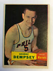 Top 20 Budget Hall of Fame Basketball Rookie Cards of the 1950s & 1960s 32