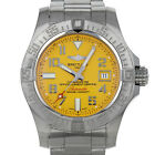 Breitling A17331 Avenger II Seawolf YELLOW Professional 3 Automatic Movement