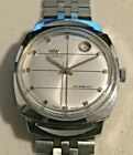 Vintage Mens Fortis 1950s Automatic Swiss Made Wrist Watch