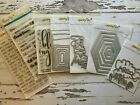 Mostly New Clear Mount Stamp Sets You Choose buy 3 Get Free Ship