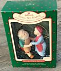 Hallmark Keepsake Ornament 1988 Mr & Mrs Claus