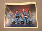 Official NASA Space Shuttle Mission 51 L Crew 8 x 10 Photo Print