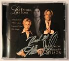 Matthew & Gunnar Nelson Like Father, Like Sons CD AUTOGRAPHED Stone Canyon