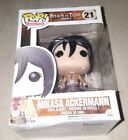 Ultimate Funko Pop Attack on Titan Figures Checklist and Gallery 24