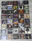 Job lot ×90 RARE CD.MOTORHEAD,VAI,NAZARETH,AXIOM DUB,VIKING SKULL,KORN,MISFITS.