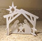 Christmas Nativity Pop Out Snap Together Card