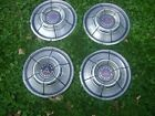 1970 Vintage Dodge Charger Dart Coronet 14 Hub caps set of 4
