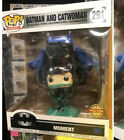 Funko Pop Moment Dc Batman And Catwoman Exclusive in hand now