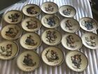 Hummel Annual Plate Collection No Boxes