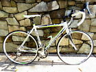 CANNONDALE CAAD8 TIAGRA 2012 WHITE GREEN 51CM ROAD BIKE 20 SPEED 20 FRAME
