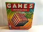 Games Magazine Interactive Windows Ma 2000 115 Puzzles Mind Twisters NEW SEALED