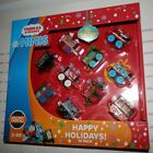 Thomas & Friends Minis 2019 CHRISTMAS, HANUKKAH And More - 10 PACK - SHIPS FREE