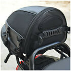 Motorcycle Seat Back Bag Saddle Bag Rear Seat Package Travel Saddle Tail Handbag
